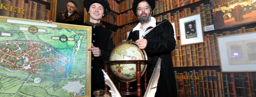 Kultur und Stadthistorisches Museum Johannes Corputius und Gerhard Mercator